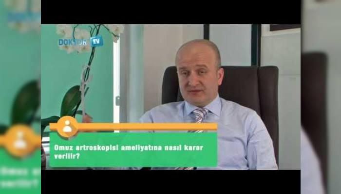 omuz artroskopisi,ameliyatı,ne zaman yaplır,nasıl karar verilir,hangi aşamada,omuz ameliyatı,haldun seyhan,ortopedist
